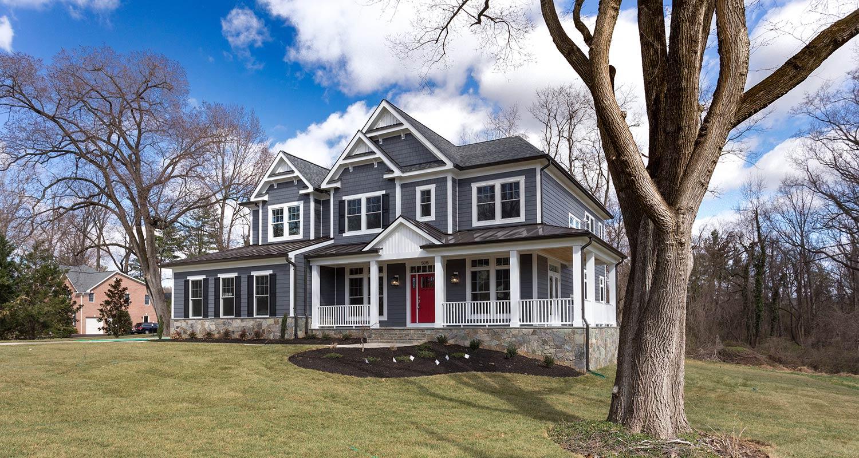 Fisher Custom Home Builders Northern Virginia
